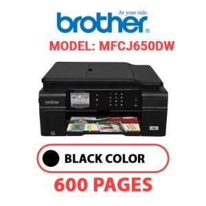 MFCJ650DW - Brother Printer