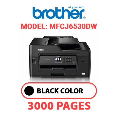 MFCJ6530DW - BROTHER MFCJ6530DW PRINTER - BLACK INK
