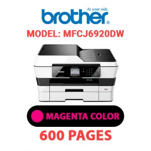MFCJ6920DW 3 - Brother Printer
