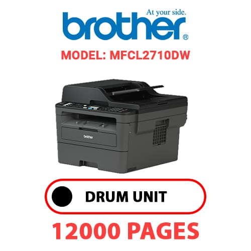 MFCL2710DW - BROTHER MFCL2710DW - DRUM UNIT