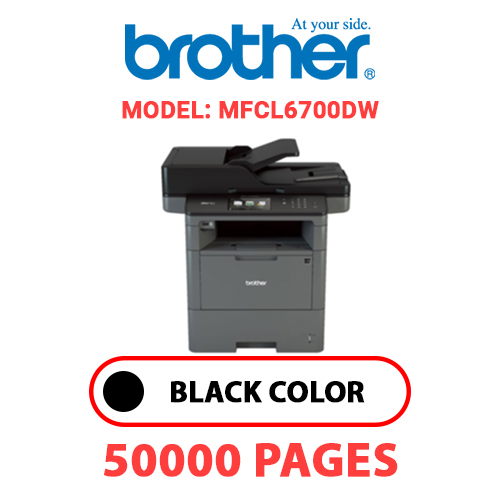 MFCL6700DW 1 - BROTHER MFCL6700DW - BLACK DRUM