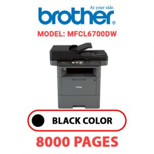 MFCL6700DW - Brother Printer