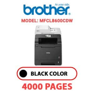 MFCL8600CDW - Brother Printer