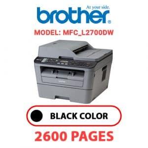 MFC L2700DW 1 - Brother Printer