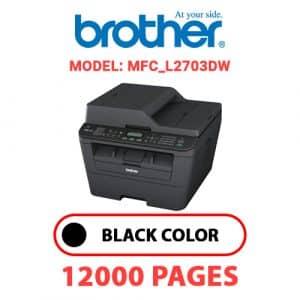MFC L2703DW - Brother Printer