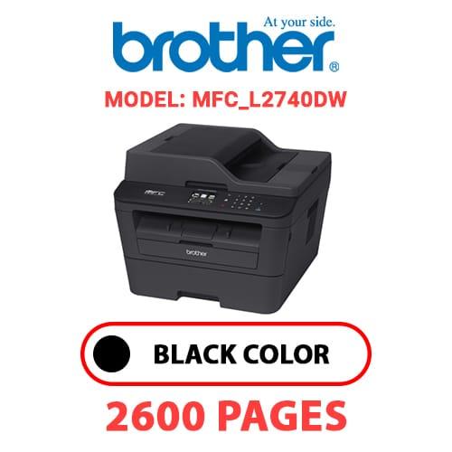 MFC L2740DW 1 - BROTHER MFC_L2740DW - BLACK TONER