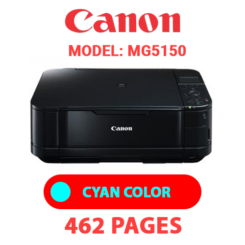 MG5150 2 - CANON MG5150 PRINTER - CYAN INK