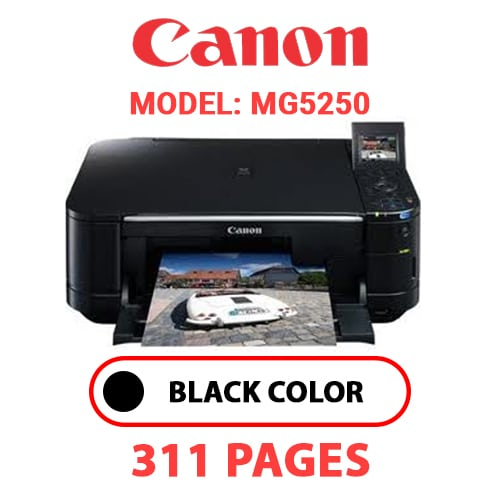MG5250 - CANON MG5250 PRINTER - BLACK INK