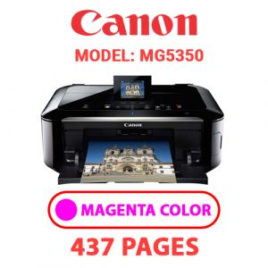MG5350 3 - Canon Printer