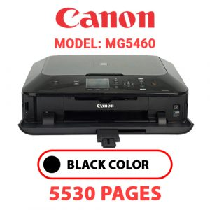 MG5460 1 - Canon Printer