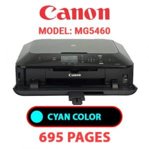 MG5460 2 - Canon Printer