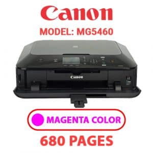 MG5460 3 - Canon Printer