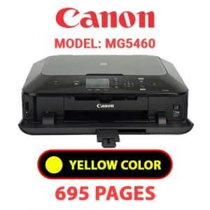 MG5460 5 - Canon Printer
