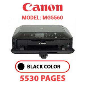 MG5560 1 - Canon Printer
