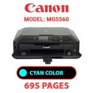 MG5560 2 - Canon Printer