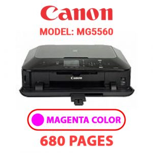 MG5560 3 - Canon Printer