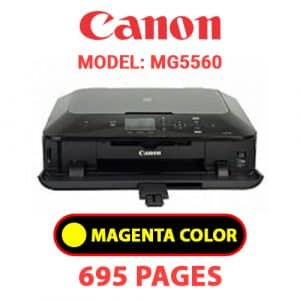 MG5560 4 - Canon Printer
