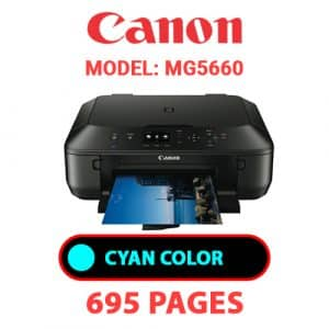 MG5660 2 - Canon Printer