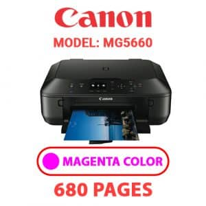 MG5660 3 - Canon Printer