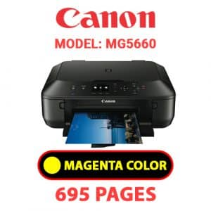MG5660 4 - Canon Printer