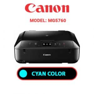MG5760 2 - Canon Printer