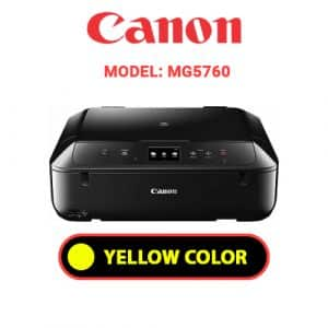 MG5760 4 - Canon Printer