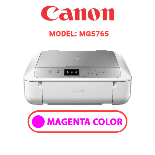 MG5765 3 - CANON MG5765 - MAGENTA INK