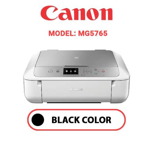 MG5765 - CANON MG5765 - BLACK INK