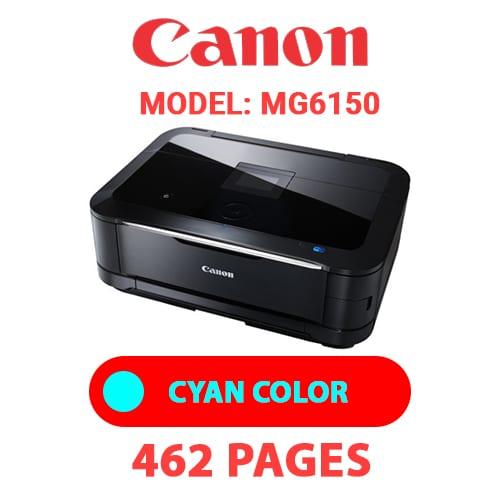 MG6150 2 - CANON MG6150 PRINTER - CYAN INK