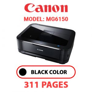 MG6150 - Canon Printer