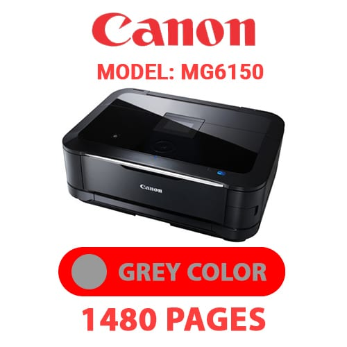 MG6150 6 - CANON MG6150 PRINTER - GREY INK