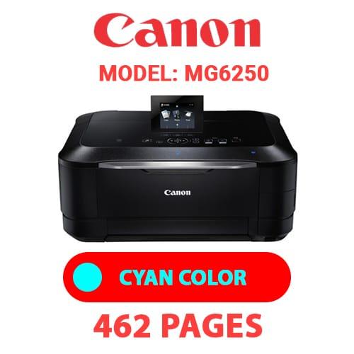 MG6250 2 - CANON MG6250 PRINTER - CYAN INK