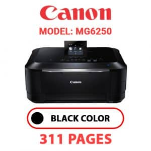 MG6250 - Canon Printer