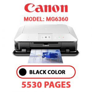 MG6360 1 - Canon Printer