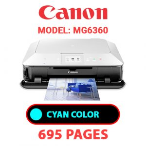 MG6360 2 - Canon Printer