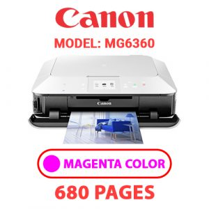 MG6360 3 - Canon Printer