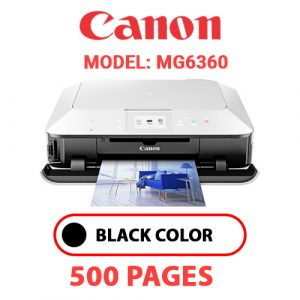 MG6360 - Canon Printer