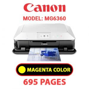 MG6360 4 - Canon Printer