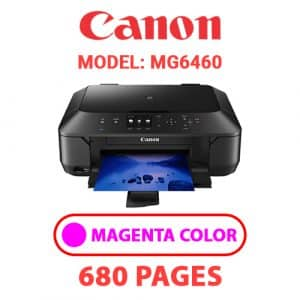 MG6460 3 - Canon Printer