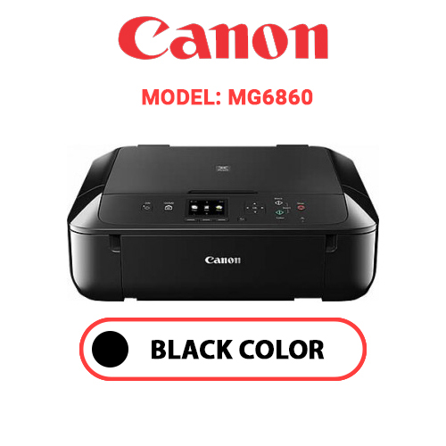 MG6860 - CANON MG6860 - BLACK INK