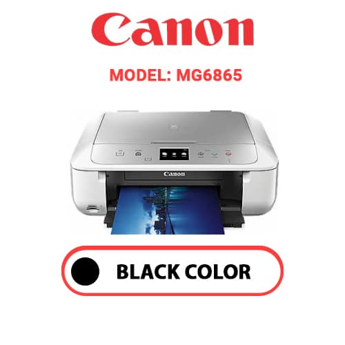 MG6865 - CANON MG6865 - BLACK INK