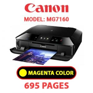 MG7160 4 - Canon Printer