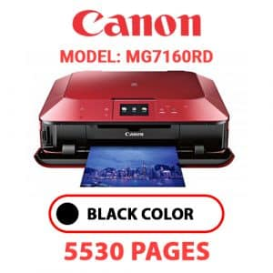 MG7160RD 1 - Canon Printer