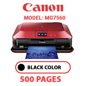 MG7160RD - Canon Printer