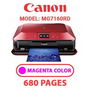 MG7160RD 4 - Canon Printer