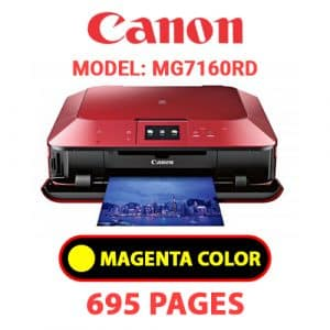 MG7160RD 5 - Canon Printer