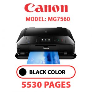 MG7560 1 - Canon Printer