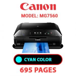 MG7560 2 - Canon Printer