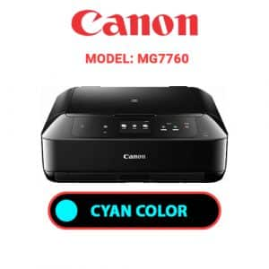 MG7760 2 - Canon Printer
