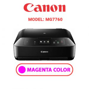 MG7760 3 - Canon Printer